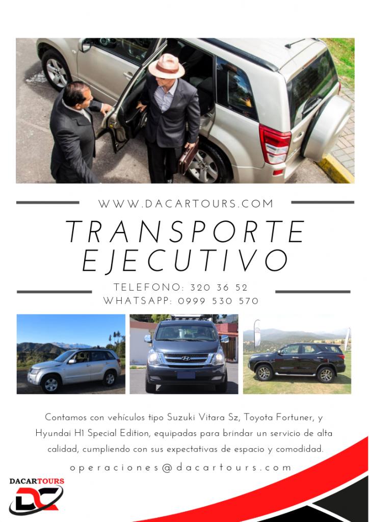 Transporte Ejecutivo